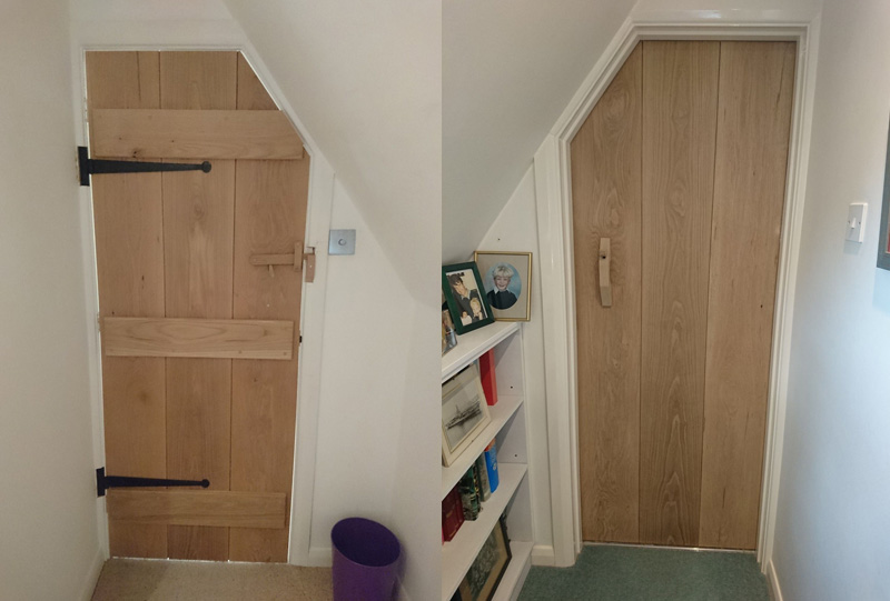 Door Hanging, Carpentry